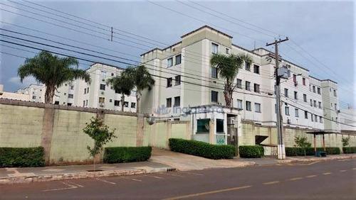 Apartamento Com 2 Dormitórios À Venda, 46 M² Por R$ 139.000 - Spazio La Ville - Parque Jamaica - Londrina/pr - Ap1856
