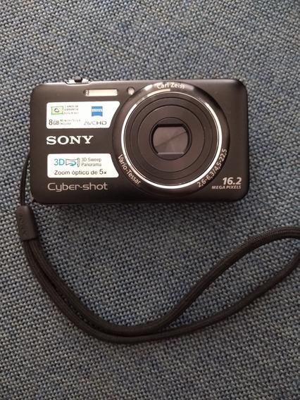 Câmera Fotográfica Digital Hd Sony Cyber-shot Dsc-wx7
