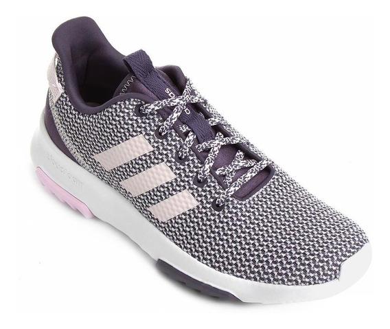 Tênis Running adidas Feminino Racer Tr Db0444 Lilás