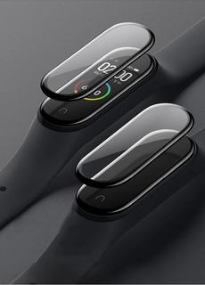 Película 3d Protetora De Tela Xiaomi Mi-band 3-4