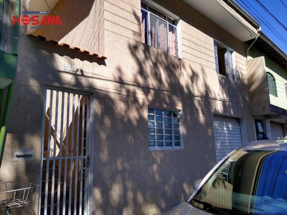 Casa Com 2 Dormitórios Para Alugar Por R$ 900,00/mês - Nova Era - Caieiras/sp - Ca0723