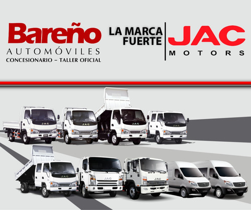 Camion Jac 0 Km 1035 1.9 Ton- Concesionario Y Taller Oficial