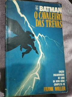 Hq Batman O Cavaleiro Das Trevas Completa Abril