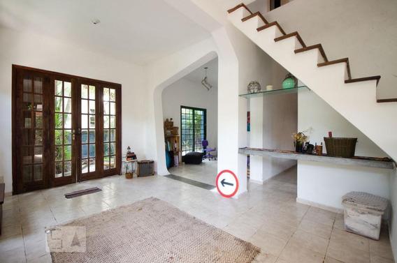 Casa Para Aluguel - Jardim Botânico, 4 Quartos, 220 - 892987588