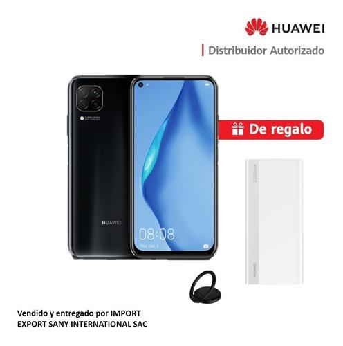 Huawei P40 Lite 128gb +bateria Portatil 20000mah + Kickstand