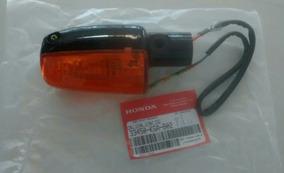 Dinaleira Dianteira Esq. Cg125/150-original Honda-02/13