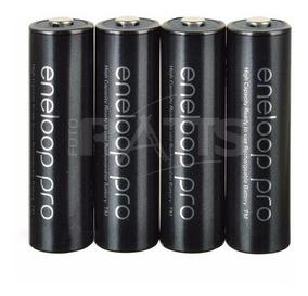 Pilhas Panasonic Eneloop 2550mah Original 4 Pilhas