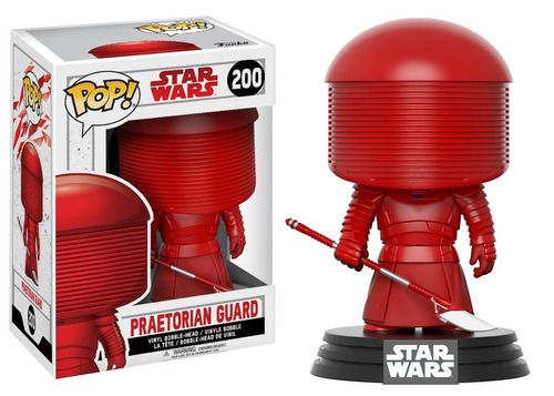 Funko Pop Star Wars: The Last Jedi Praetorian Guard #200