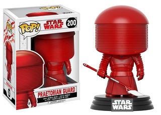 Funko Pop Star Wars: The Last Jedi Praetorian Guard #200