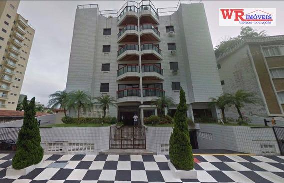 Apartamento Residencial À Venda, Enseada, Guarujá - Ap0674. - Ap0674