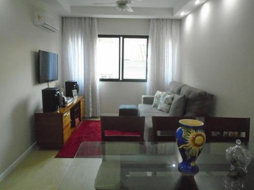 Apartamento À Venda, 96 M² Por R$ 426.000,00 - Campo Grande - Santos/sp - Ap5341