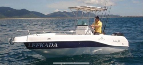 Lancha Sea Crest Fishing 185 Mercury 90hp Elpt Ct 4tsp 2022