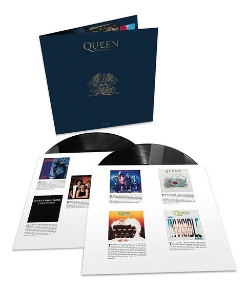 Lp Vinil Vinyl Queen Greatest Hits 2 - Duplo 180 G -