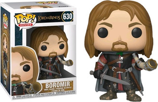 Funko Pop! Boromir 630 Lord Of The Rings Muñeco Original