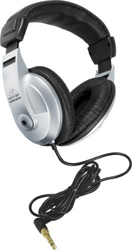 Fone De Ouvido Headphone Behringer Hpm 1000 Garantia *