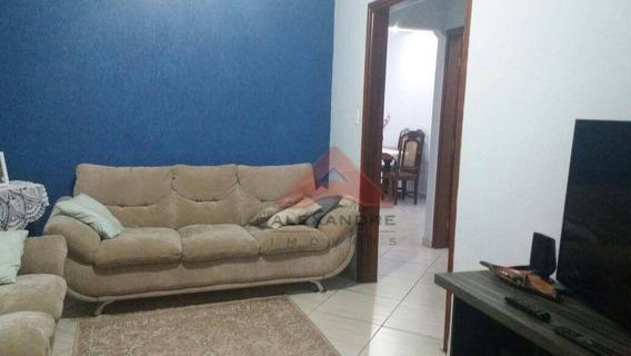 Casa À Venda, 160 M² Por R$ 450.000,00 - Vila Industrial - São José Dos Campos/sp - Ca3891