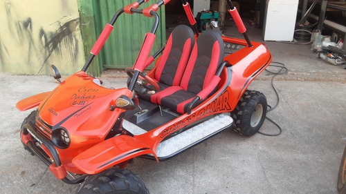 Imagem 1 de 2 de Mini Buggy Fapinha Cross Dakar G Iii ,ano 2011 Reformado2021
