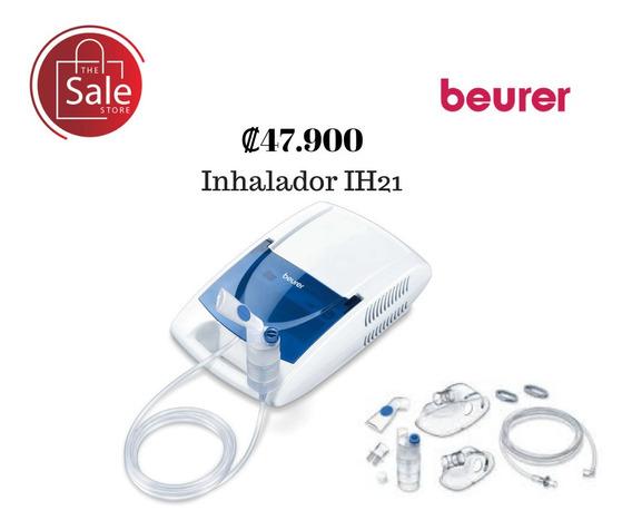 Nebulizador / Inhalador Beurer Ih 21