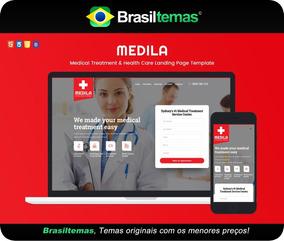 5241868cc23c Template Site Html Para Médicos, Hospitais - Informática [Melhor ...