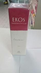Desodorante Colonia Ekos Madeira Em Flor 150 Ml