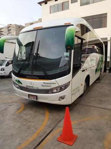 Bus Mercedes Benz - Casi Nuevo * Único Dueño