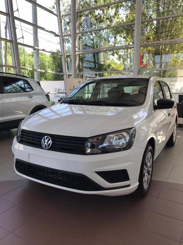 Volkswagen Gol Gnc Financiado Entrega Pactada Y Cuotas D-