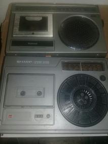 Rádio Antigo Sharp E National