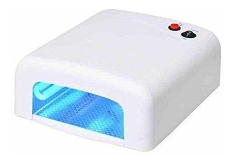 Secador De Uñas Ultravioleta Gel  Acrilico Secado Rapido