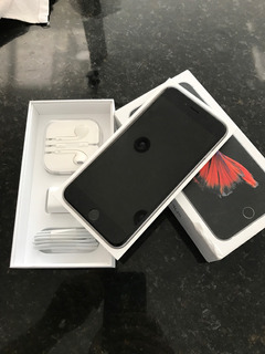 iPhone 6s Plus 64gb Gray Perfecto