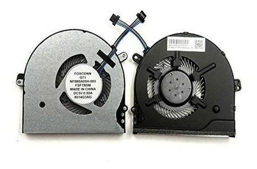 Ventilador Hp 15-cc 15-u