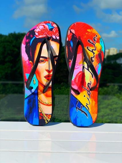 Ojotas De Frida Kahlo