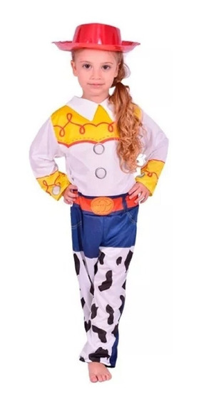 Disfraz Toy Story Jessie La Vaquerita Original