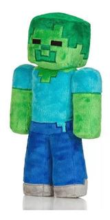 Minecraft Zombie 22 Cm Peluche - La Horqueta