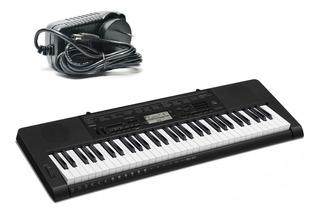 Teclado Organo Casio Ctk3500 5 Octavas Sensitivo Con Fuente