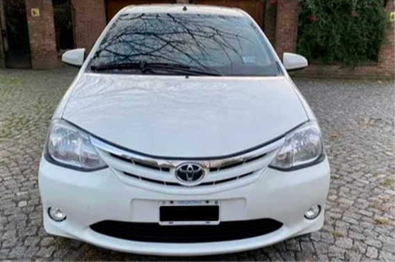 Toyota Etios Xs 2015 Con 57mil Kms 5p