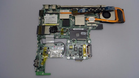 Placa Mãe C/proc.intel 1.6+cooler Notebook Asus Ez-go