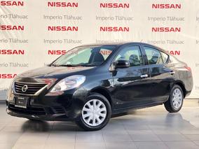 Nissan Versa 1.6 Sense Std Excelentes Condiciones!!!!!