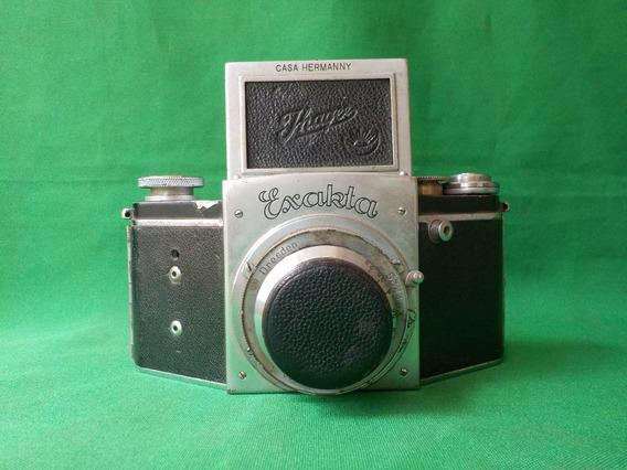 Raridade Câmera Fotográfica Antiga Ihagee Exakta Vp Model B