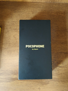 Xiaomi Pocophone F1 6gb 128gb Tela 6,18 Snap.845 Octacore