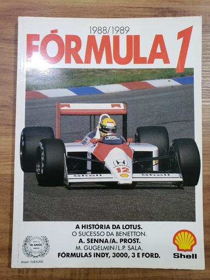 Fórmula 1 - 1988/1989