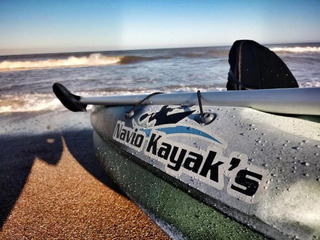 Kayak De Pesca Sale Con Chaleco De Primera, Remo Y Tambucho