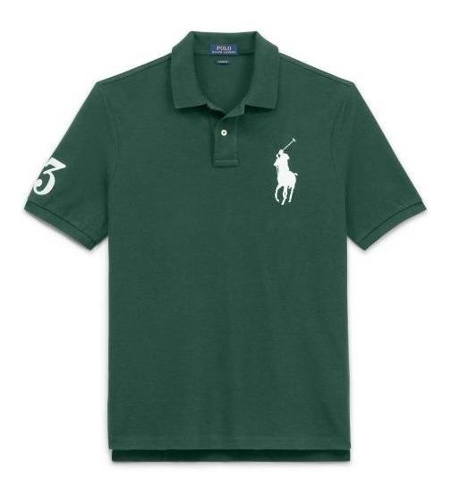 Camisa Polo Ralph Lauren Tamanho P / S Original Big Pony