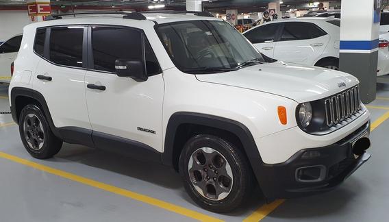 Jeep Renegade Automático 1.8 Sport Flex 5p 2015/2016