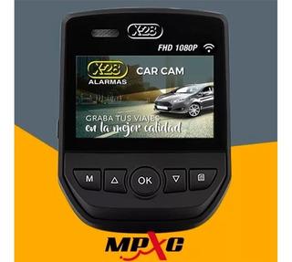 Carcam X-28 Mpxc Cámara Auto Conecta C/alarma