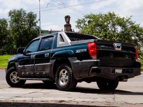 Chevrolet Avalanche 5.3 Z66 Piel 4x2 At