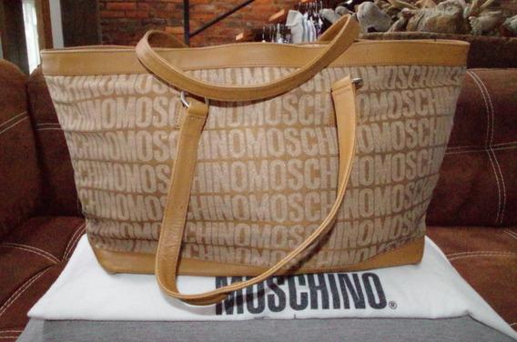 Bolsa Moschino Original Unisex Oportunidad!!! Súper Precio!!