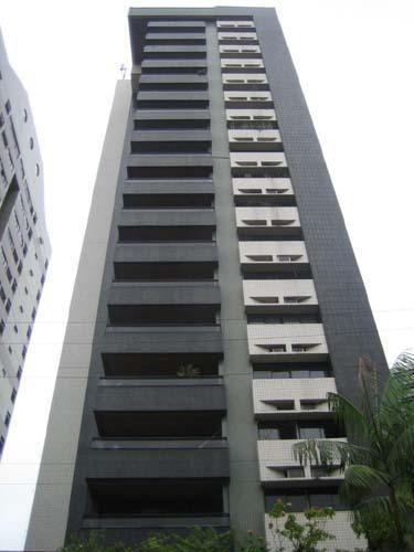 Apartamento Em Parnamirim, Recife/pe De 177m² 3 Quartos À Venda Por R$ 990.000,00 - Ap588231