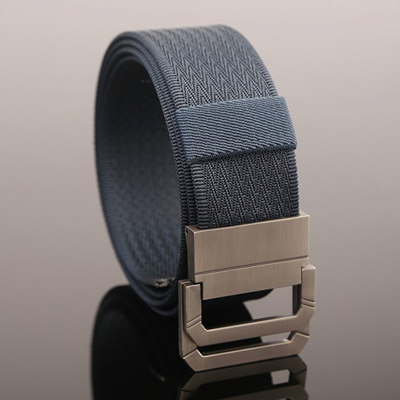 Cinturón Para Hombre, 130 Cm, Doble Anillo, Nailon, Táctico