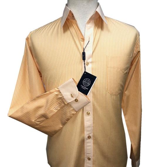 Camisas De Raya Louis Feraud Manga Larga 102343