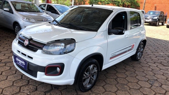 Fiat Uno 1.3 Firefly Flex Sporting 4p Manual 2017/2017